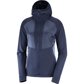 Salomon Grid FZ Midlayer Women night sky